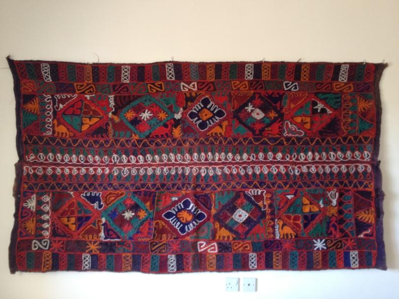 Iraq rug